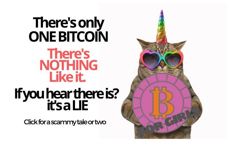 Bitcoin Scams.