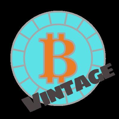 Bitcoin Vintage